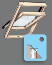 [Kyvné strešné okno GZL B 1051]